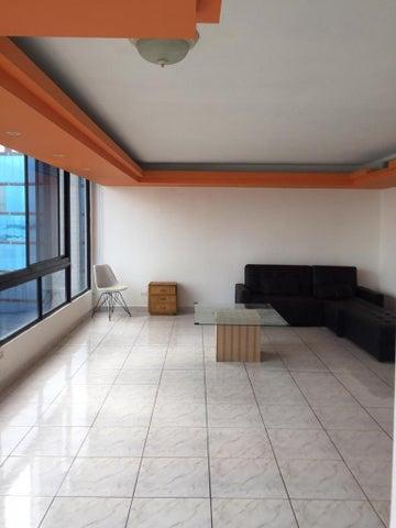 Apartamento Panama>Panama>Avenida Balboa - Alquiler:1.600 US Dollar - codigo: 21-5353