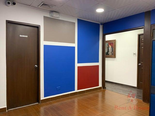 Oficina Panama>Panama>Coco del Mar - Alquiler:550 US Dollar - codigo: 21-6021