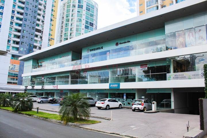Local Comercial Panama>Panama>San Francisco - Alquiler:3.540 US Dollar - codigo: 21-6058