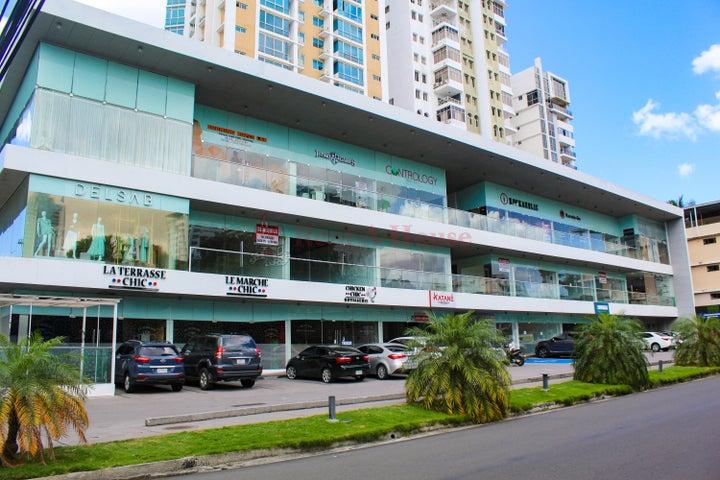 Local Comercial Panama>Panama>San Francisco - Alquiler:1.640 US Dollar - codigo: 21-6063