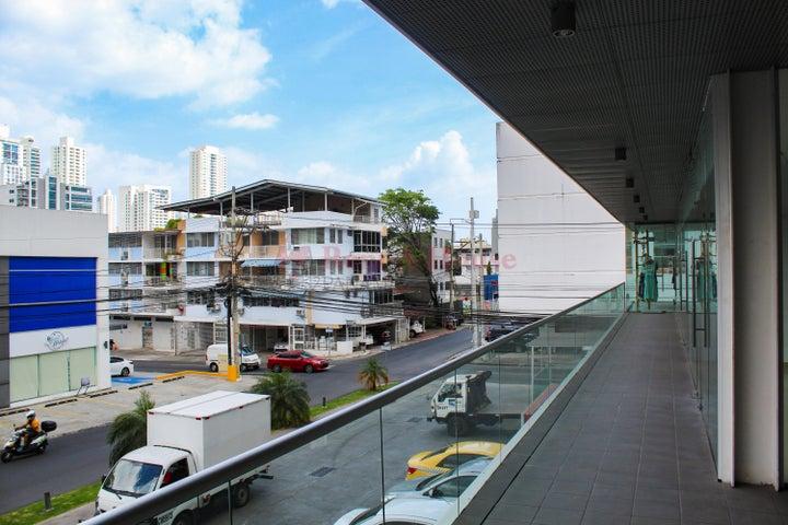 Local Comercial Panama>Panama>San Francisco - Alquiler:1.540 US Dollar - codigo: 21-6065