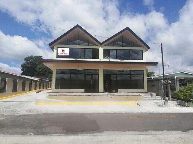 Local Comercial Chiriqui>Bugaba>La Concepciona - Alquiler:1.100 US Dollar - codigo: 21-6078