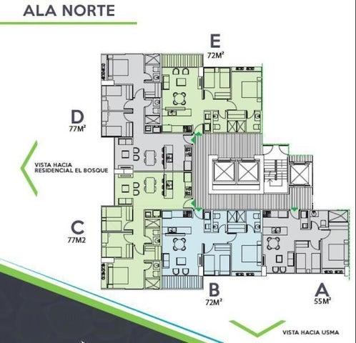 Apartamento Panama>Panama>Ricardo J Alfaro - Venta:176.000 US Dollar - codigo: 21-6490