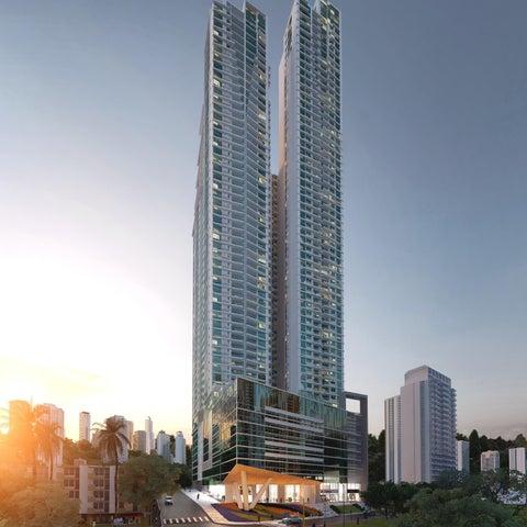 Apartamento Panama>Panama>Bellavista - Venta:638.500 US Dollar - codigo: 21-6496