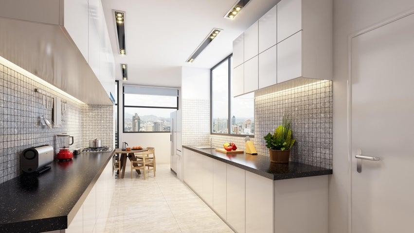 Apartamento Panama>Panama>Bellavista - Venta:395.500 US Dollar - codigo: 21-6494