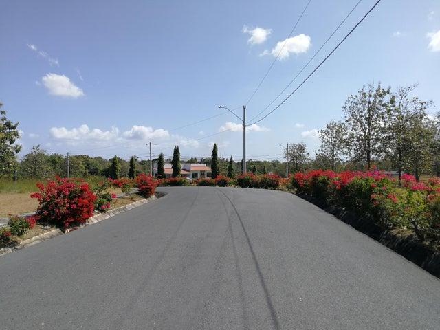 Terreno Panama>Chame>Las Lajas - Venta:56.478 US Dollar - codigo: 21-6686