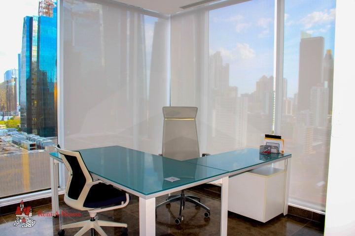 Oficina Panama>Panama>Obarrio - Alquiler:1.800 US Dollar - codigo: 21-7271