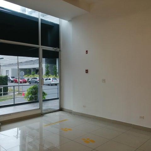Local Comercial Panama>Panama>San Francisco - Alquiler:1.450 US Dollar - codigo: 21-7331