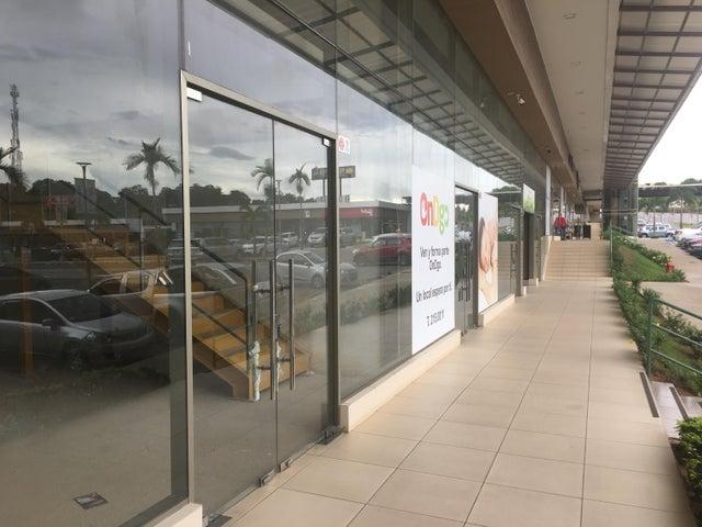 Local Comercial Panama>La chorrera>Chorrera - Alquiler:2.949 US Dollar - codigo: 21-7386