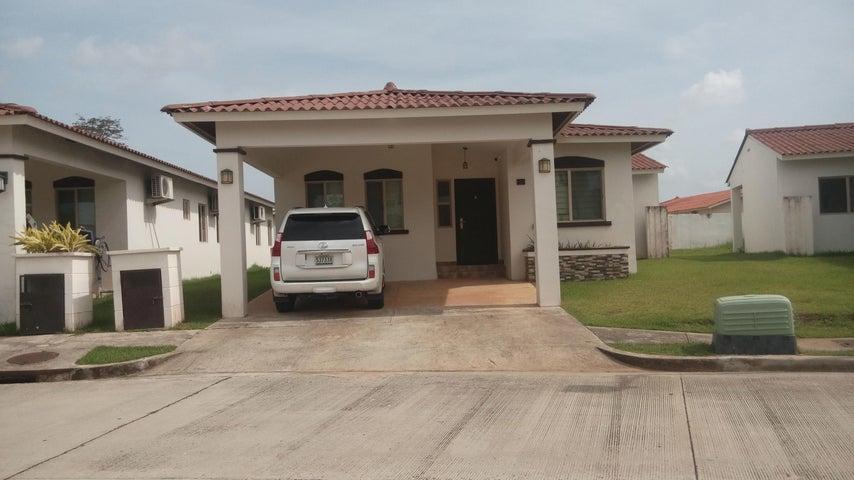 Casa Panama>La chorrera>Chorrera - Alquiler:1.100 US Dollar - codigo: 21-8337