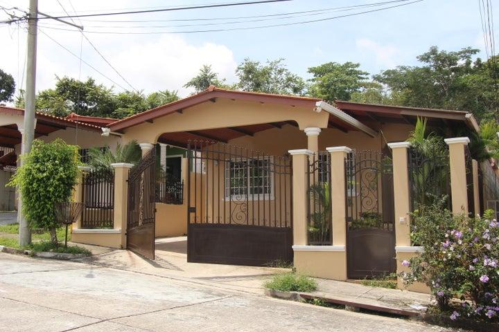Casa Panama>Panama>Brisas Del Golf - Venta:190.000 US Dollar - codigo: 21-8363