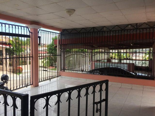 Casa Panama>San Miguelito>Villa Lucre - Alquiler:800 US Dollar - codigo: 21-8469