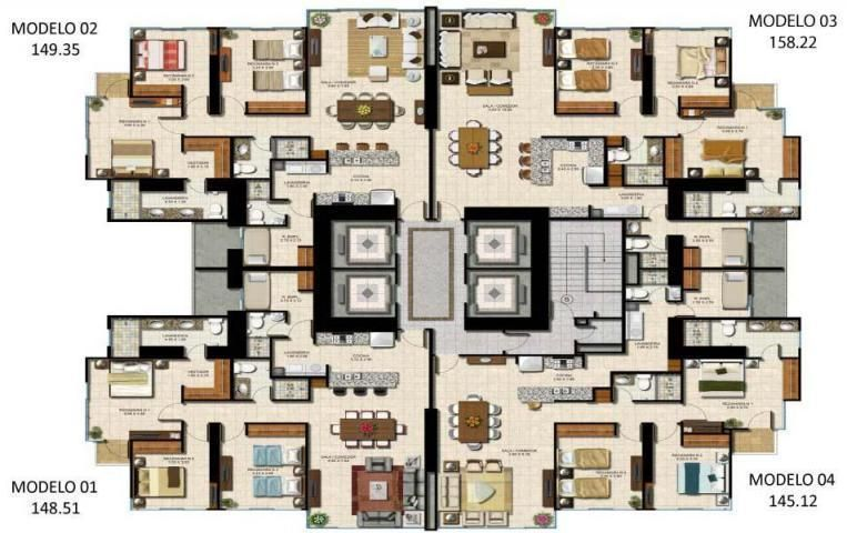 Apartamento Panama>Panama>Costa del Este - Alquiler:2.100 US Dollar - codigo: 21-8508