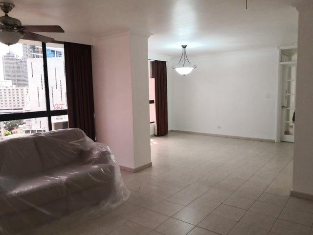 Apartamento Panama>Panama>Obarrio - Alquiler:1.400 US Dollar - codigo: 21-8792