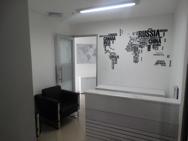 Oficina Panama>Panama>Obarrio - Venta:340.000 US Dollar - codigo: 21-9639