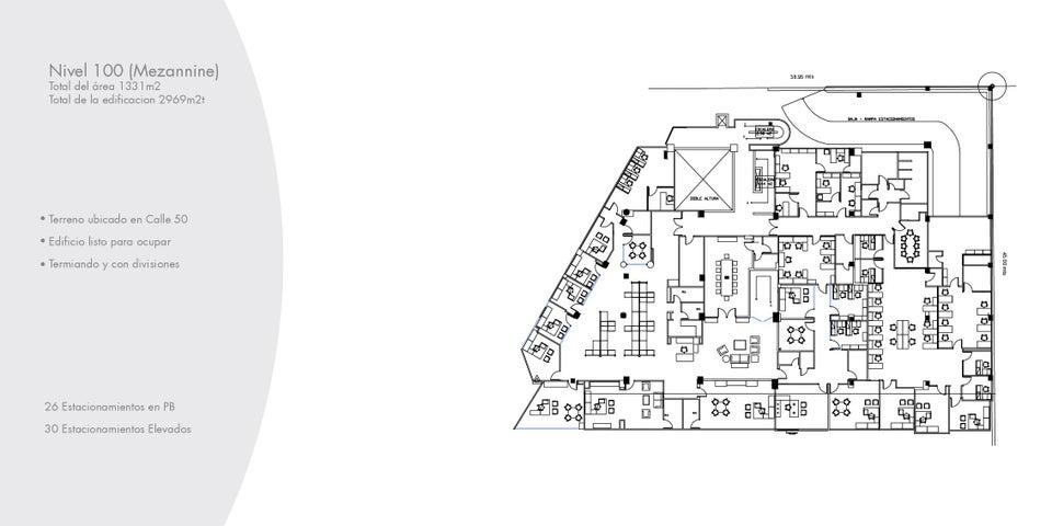 Edificio Panama>Panama>Obarrio - Venta:13.000.000 US Dollar - codigo: 21-9660