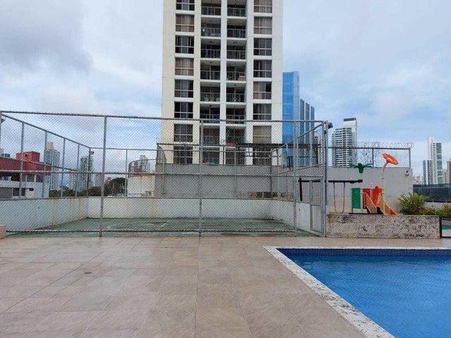 Apartamento Panama>Panama>Obarrio - Alquiler:1.400 US Dollar - codigo: 21-9695