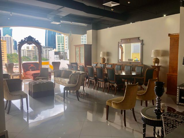 Oficina Panama>Panama>Bellavista - Alquiler:5.140 US Dollar - codigo: 21-9702
