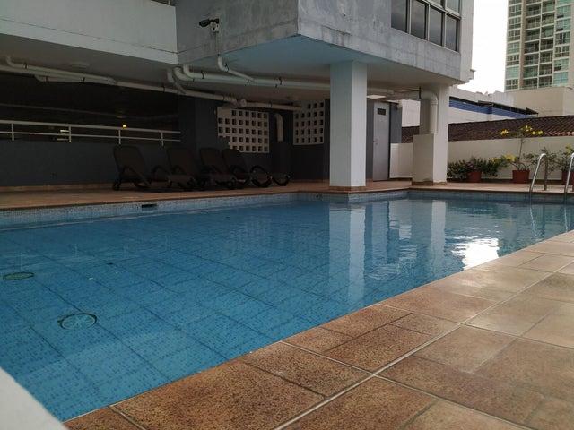 Apartamento Panama>Panama>San Francisco - Alquiler:1.800 US Dollar - codigo: 21-9721