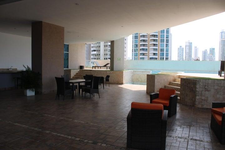 Apartamento Panama>Panama>San Francisco - Alquiler:1.200 US Dollar - codigo: 21-9724