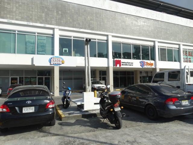 Oficina Panama>Panama>Via España - Alquiler:1.890 US Dollar - codigo: 21-9771
