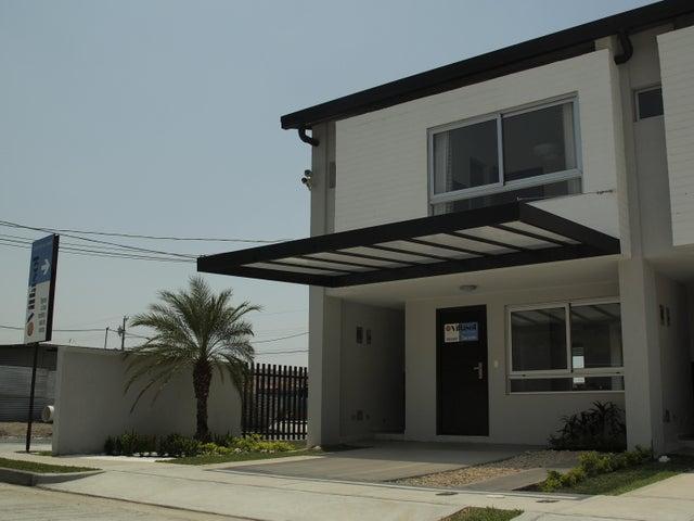 Casa Panama>San Miguelito>El Crisol - Venta:159.450 US Dollar - codigo: 21-9931