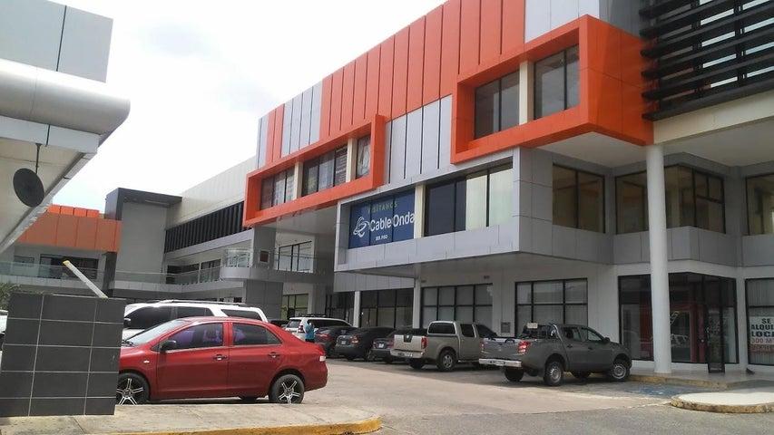 Oficina Panama>La chorrera>Chorrera - Alquiler:575 US Dollar - codigo: 21-9974