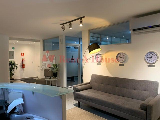Oficina Panama>Panama>Bellavista - Alquiler:490 US Dollar - codigo: 21-9999