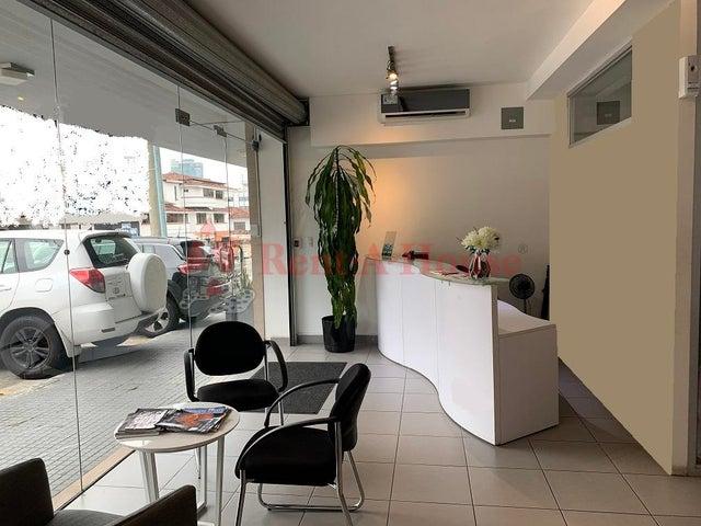 Oficina Panama>Panama>Bellavista - Alquiler:490 US Dollar - codigo: 21-10003