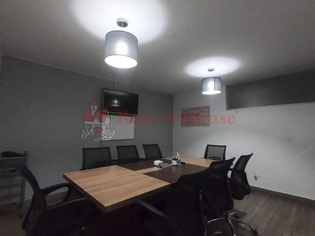 Oficina Panama>Panama>Bellavista - Alquiler:290 US Dollar - codigo: 21-10032