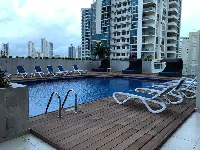 Apartamento Panama>Panama>San Francisco - Alquiler:900 US Dollar - codigo: 21-10539