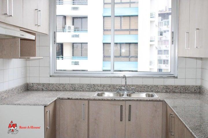 Apartamento Panama>Panama>El Cangrejo - Alquiler:750 US Dollar - codigo: 21-10913