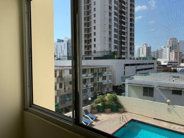 Apartamento Panama>Panama>Obarrio - Alquiler:1.400 US Dollar - codigo: 21-11079