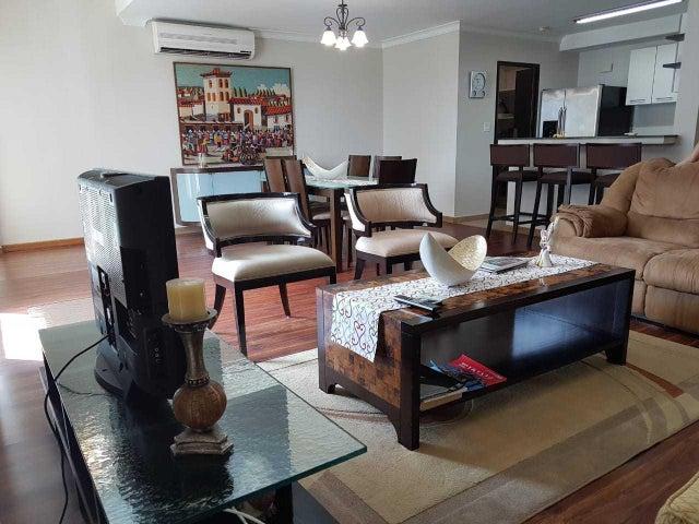 Apartamento Panama>Panama>Avenida Balboa - Alquiler:1.200 US Dollar - codigo: 21-11109