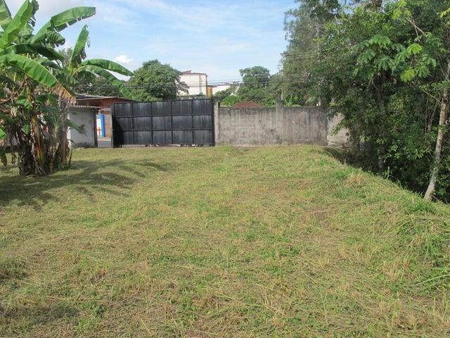 Terreno Panama>Panama>Villa Zaita - Venta:145.000 US Dollar - codigo: 21-11114