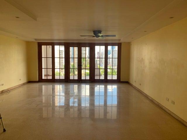 Apartamento Panama>Panama>Paitilla - Alquiler:1.500 US Dollar - codigo: 21-11123