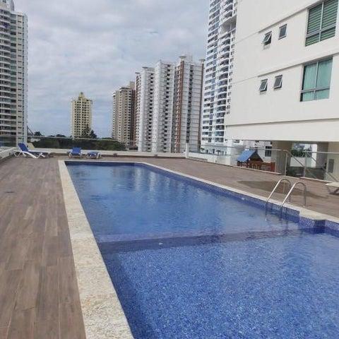 Apartamento Panama>Panama>San Francisco - Alquiler:950 US Dollar - codigo: 21-11144