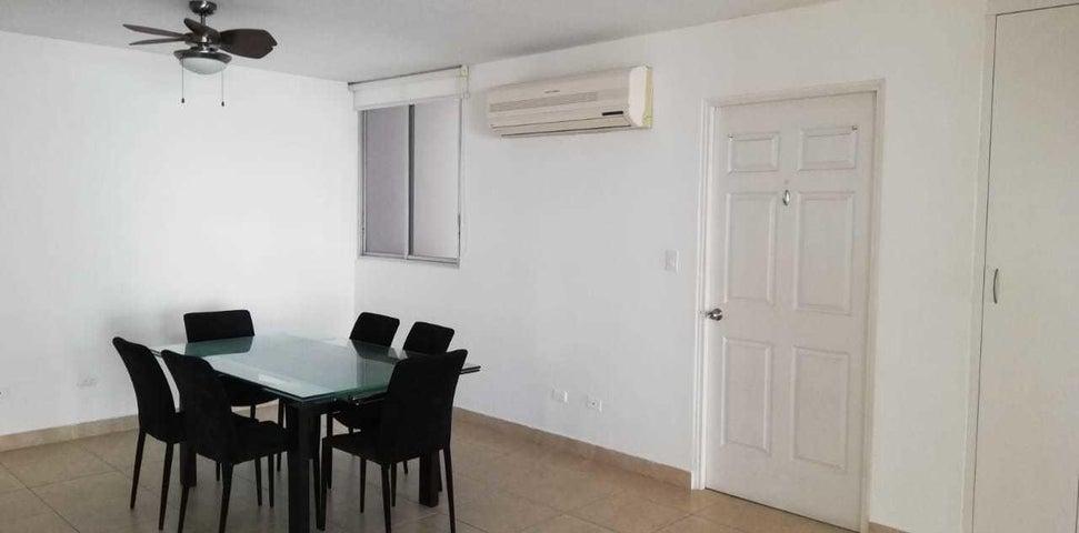 Apartamento Panama>Panama>San Francisco - Alquiler:950 US Dollar - codigo: 21-7219