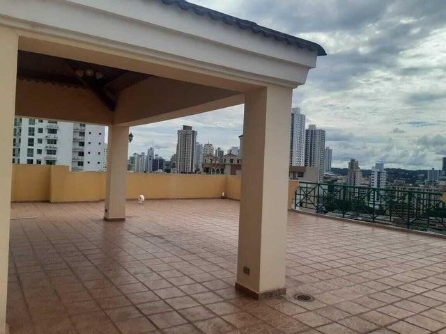 Apartamento Panama>Panama>San Francisco - Alquiler:780 US Dollar - codigo: 21-6691