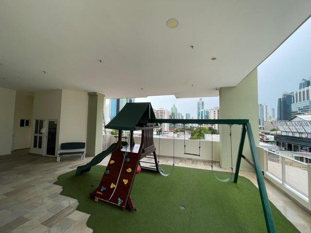 Apartamento Panama>Panama>Obarrio - Alquiler:1.200 US Dollar - codigo: 21-12205
