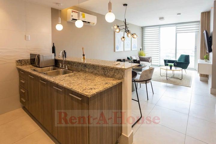 Apartamento Panama>Panama>Condado del Rey - Alquiler:1.020 US Dollar - codigo: 21-12259