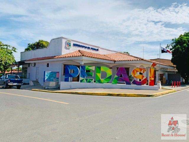 Terreno Los Santos>Pedasi>Pedasi - Venta:126.000 US Dollar - codigo: 21-12277