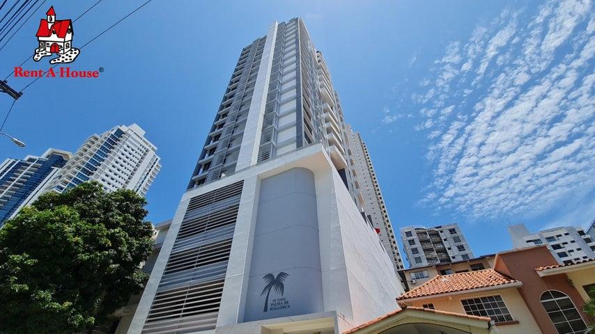 Apartamento Panama>Panama>San Francisco - Venta:205.000 US Dollar - codigo: 22-51
