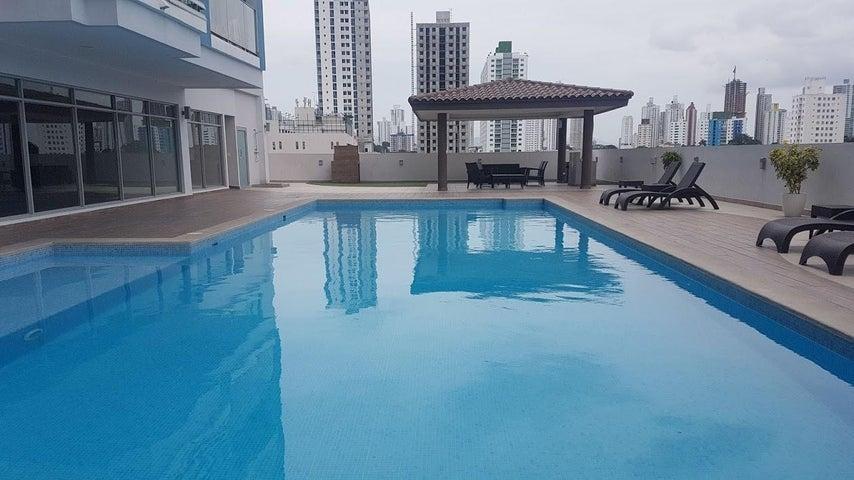 Apartamento Panama>Panama>Via España - Alquiler:720 US Dollar - codigo: 22-1418