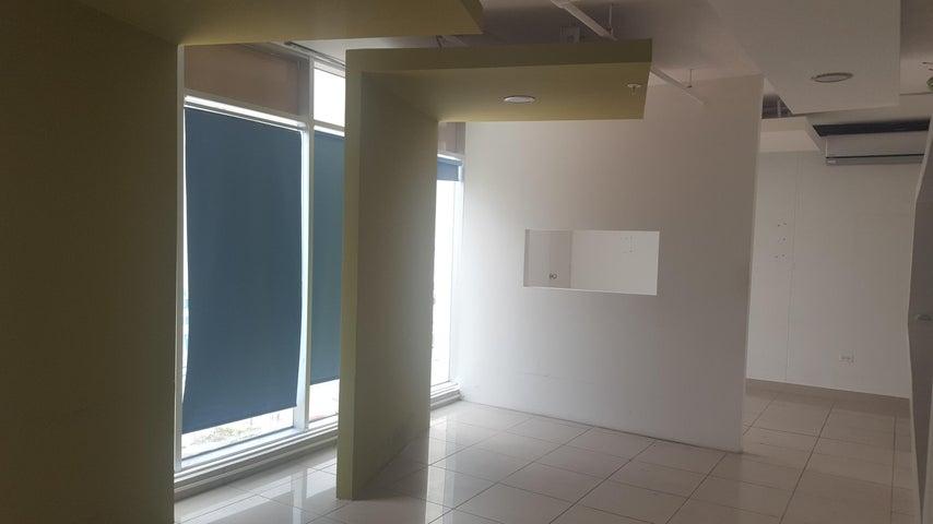 Oficina Panama>Panama>Via España - Alquiler:1.200 US Dollar - codigo: 22-2846
