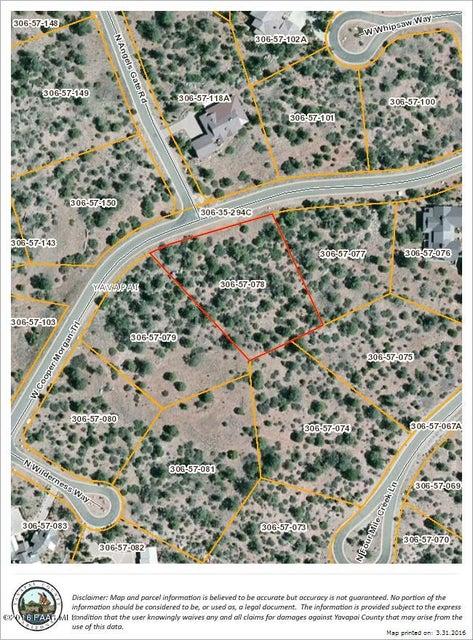 12145 W Cooper Morgan Trail Prescott, AZ 86305 - MLS #: 993887