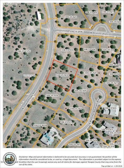 15145 N Double Adobe Road Prescott, AZ 86305 - MLS #: 994746