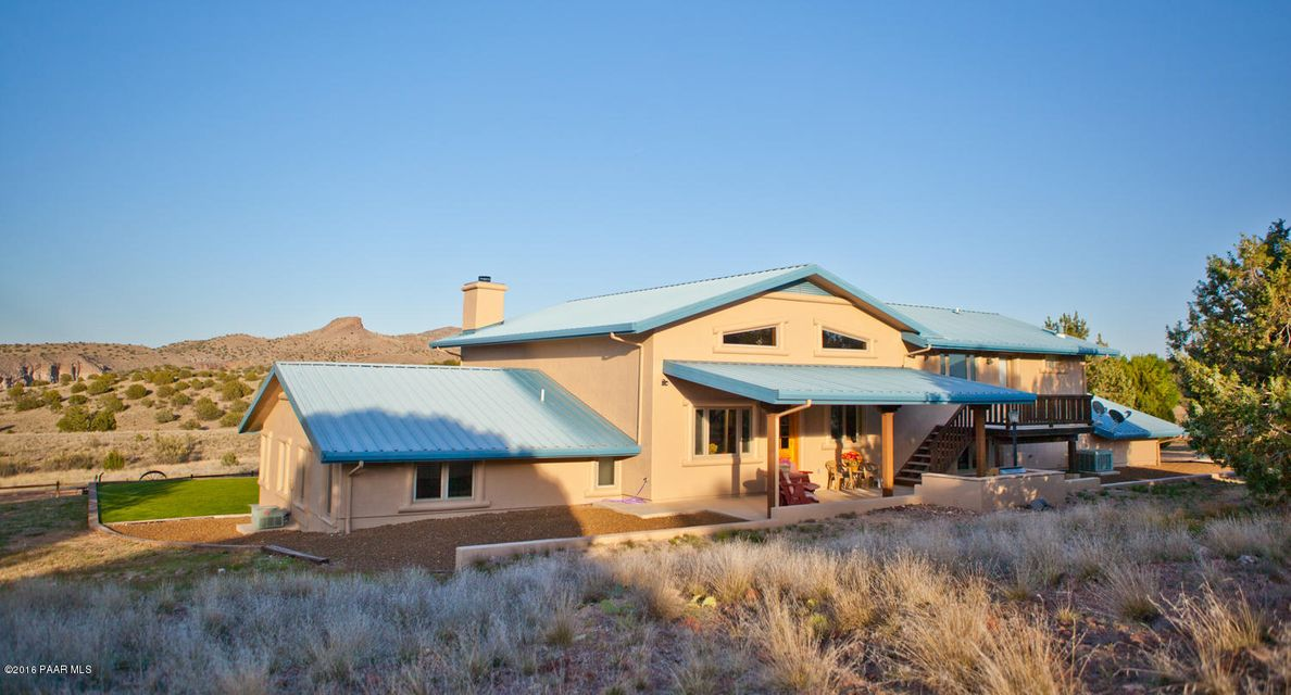 1412 E Reata Trail Paulden, AZ 86334 - MLS #: 995426