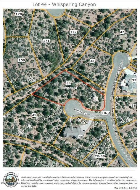 5850 W Dare Circle Prescott, AZ 86305 - MLS #: 997297