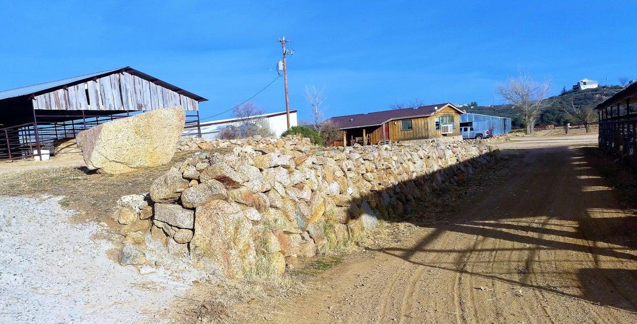640 S Orme Road Dewey-Humboldt, AZ 86327 - MLS #: 999039
